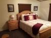 Cabin 20 | Master bedroom