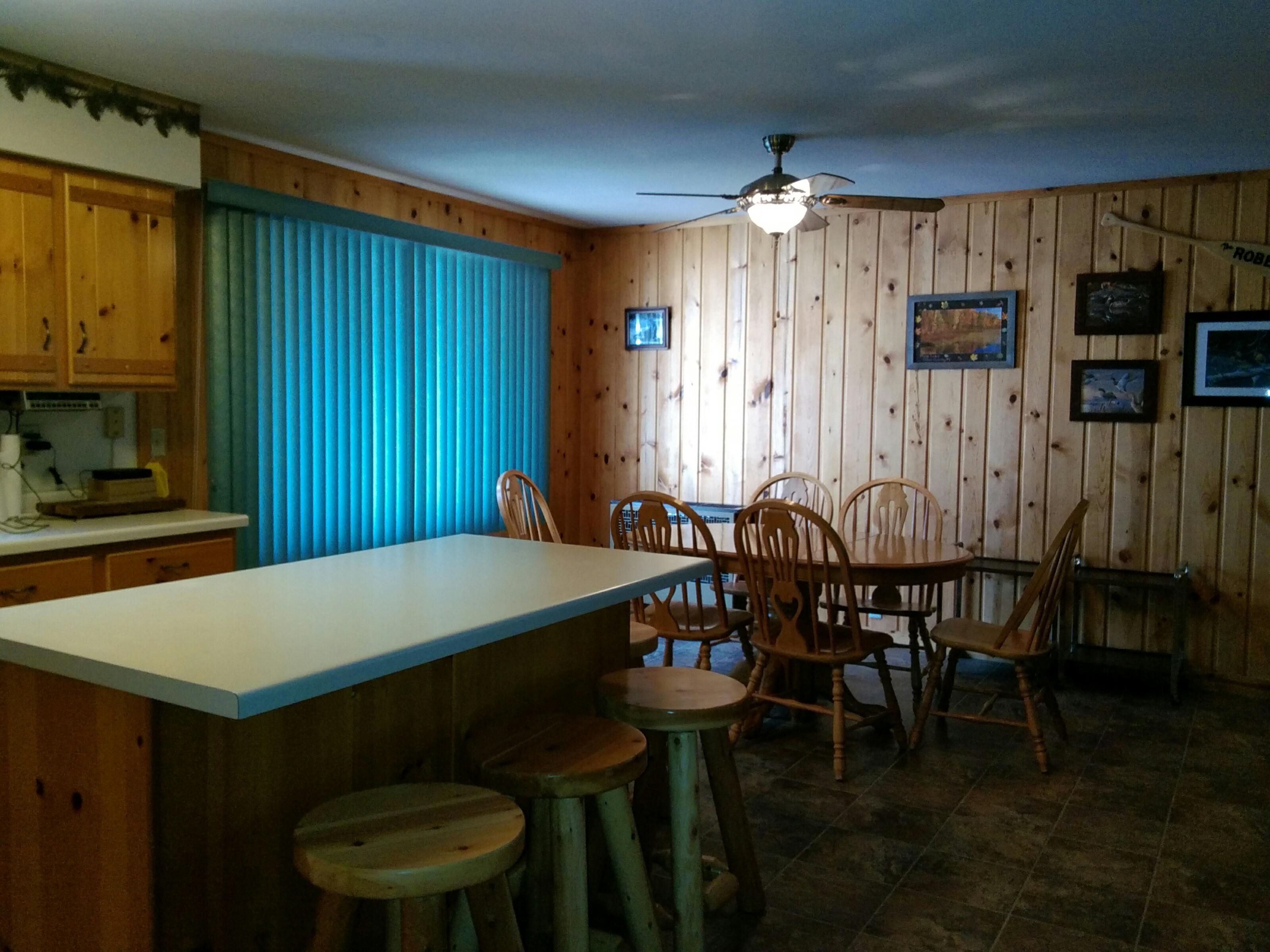 Cabin #24 (4 bedroom) – St. Germain Lodge